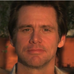 Jim Carrey emanates pure love