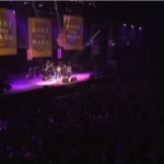 Bruce Springsteen, Peter Gabriel & Tracy Chapman Get Up Stand Up